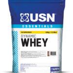 USN Essentials Whey Bag (500g)