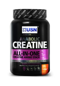 Creatine 1.8kg - Anabolic - Orange